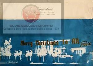 WM Christmas Card