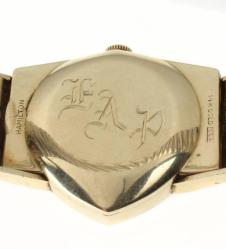 JEWERLY Elvis engraved EAP watch