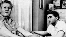 BIO Elvis with Venron indies Graceland when Gladys died SO SAD 1958 August