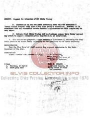 WM ARMY document denying special treatment2
