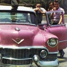 CARS 1955 with Scotty and Bill RARE COLOR