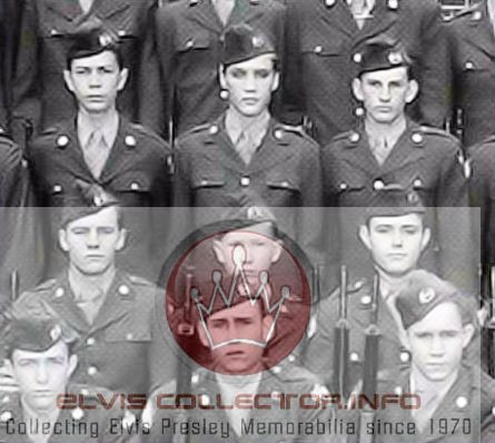 WM CHILDHOOD ROTC Elvis standing in group