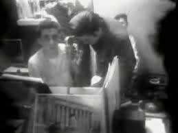 Elvis with George Klein September 1956 rarearwrewrear