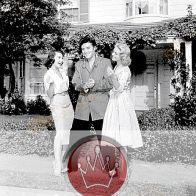 WM 1956 Jailhouse Rock candid Elvis between 2 women coolCNADY