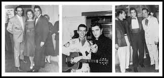 1957 December 21 Elvis with farron young 3n1